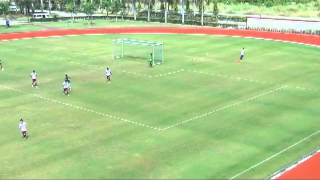 Brent International School vs. Green Archers (UFL) First half, Part 1