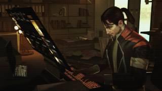 Deus Ex: HR. Jensen & Pritchard Banter