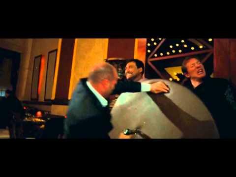 Safe [2012]   Bar Fight