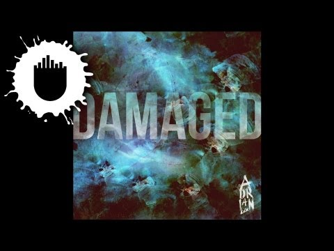 Adrian Lux - Damaged (Radio Edit) (Cover Art)