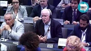 Brexit MEP Matthew Patten offers sound advice as Employment committee struggles to elect Chair