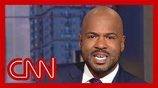 CNN's Victor Blackwell tears up defending hometown over Trump attacks