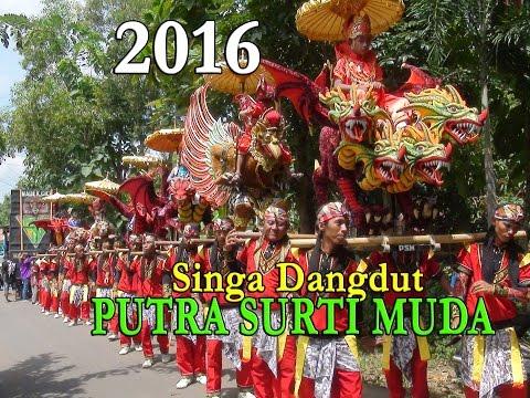 Singa Dangdut PUTRA SURTI MUDA 2016 - Sonia - Live 1 April 2016
