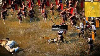 "Total War SHOGUN 2 - Takeda Campaign Battle ""Gameplay Movie"" [HD]"