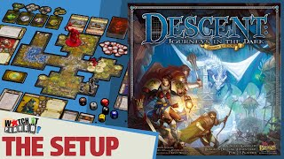 S23E01 - Descent Second Edition - Setting Up The Game