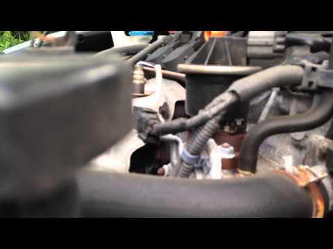 2008 Honda Civic Loud Engine Knock