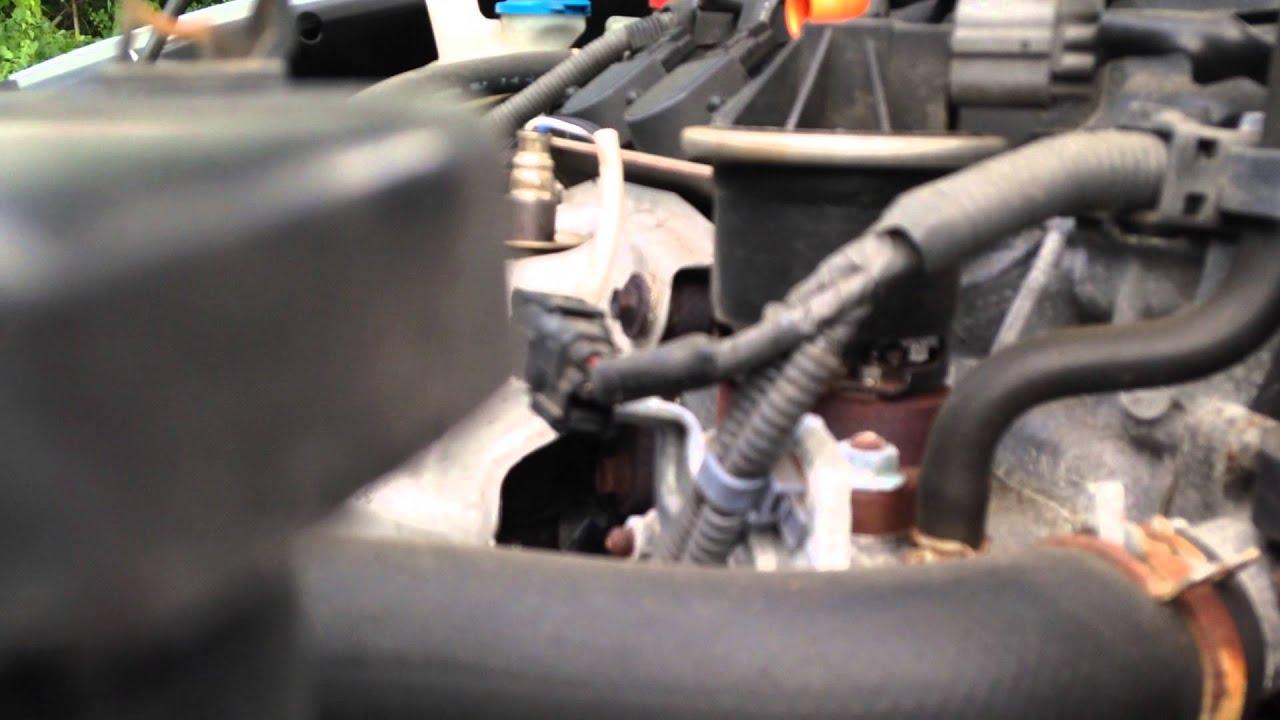 2008 Honda Civic Loud Engine Knock Youtube