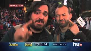 truTV's Impractical Jokers Guinness World Records Unleashed Stunt Spot 4