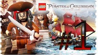 LEGO Pirates of the Caribbean The Video Game ✔ Прохождение {часть 1}