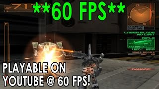 [60 FPS] PCSX2 Emulator 1.3.0 | Armored Core 3 [1080p HD] | Sony PS2