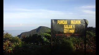 Gunung Salak via Cidahu...Sepii..coy..!!
