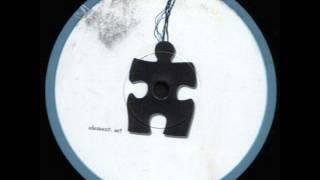 Jigsaw piece logo side