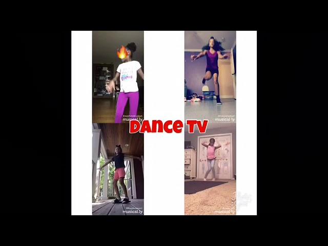 KENDALLE SANDS VS HAILEY | ITZMS.KENDALLE | SLAYYY_HAILEY |DANCE BATTLE