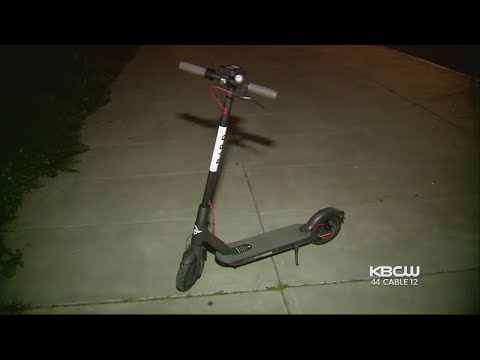$1 Bird Scooters Pop Up In San Francisco And San Jose