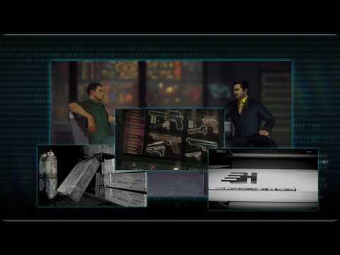 Alpha Protocol characters - Henry Leland