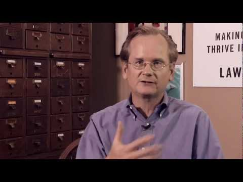 Lawrence Lessig on the role of a Constitutional Convention