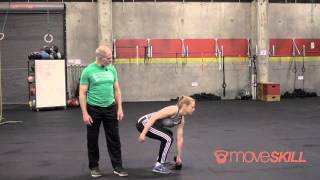 Instructional Video: Dumbbell Snatch