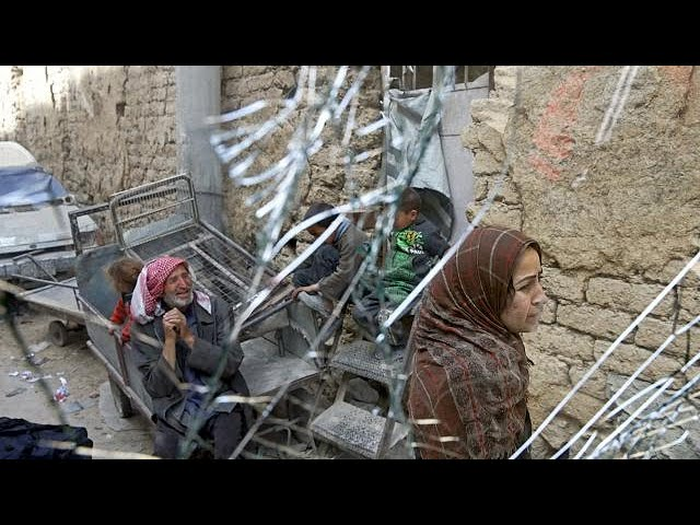 <h2><a href='https://webtv.eklogika.gr/syria-aimatochysia-dichos-telos' target='_blank' title='Συρία: Αιματοχυσία δίχως τέλος'>Συρία: Αιματοχυσία δίχως τέλος</a></h2>
