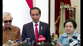 Download Video Usai Pidato Kemenangan, Jokowi Bertemu Megawati Bicara 4 Mata MP3 3GP MP4