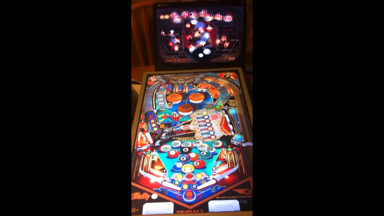 Visual Pinball / Pinmame