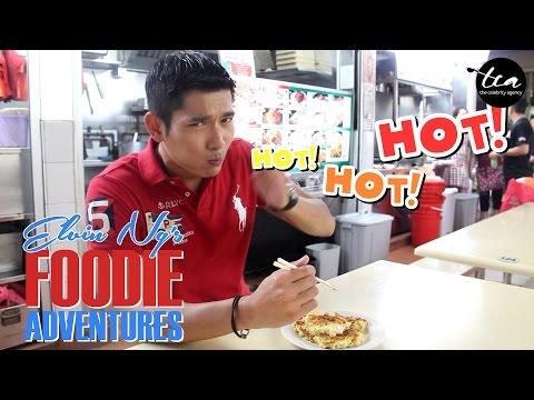 Elvin Ng's Foodie Adventure