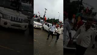 इंदौर में करणी सेना की रैली ने कई जगह लगाया जाम, वाहन चालक हुए भारी परेशान