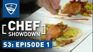 Chef Showdown | Season 3, Episode 1 | Topgolf