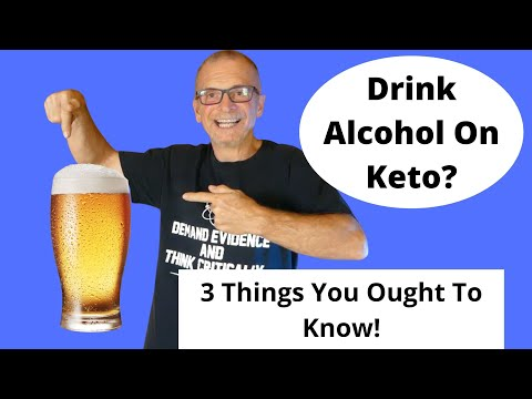 Can You Drink Alcohol On Keto?