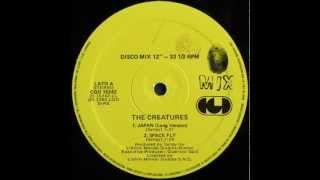 Скачать The Creatures Japan 1986 Italo Disco Collection
