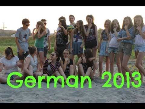 German Exchange // 2013