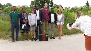 Kryńskie kurniki w oczach Etiopii/Sokółka TV/ Kruszyniany/2019