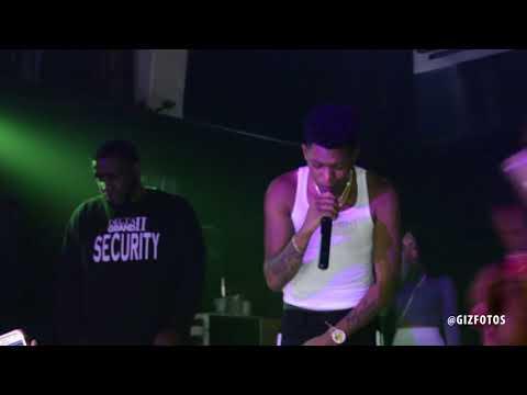 Yung Bleu - Miss It Live Performance 12-23-17 @ Delta Grand 2