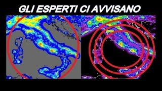 Previsto terremoto catastrofico che colpirà l'Italia