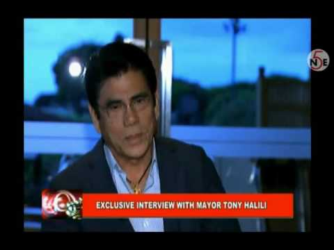"""Exclusive"" Sino Si Mayor Tony Halili? - Interview With Raffy Tulfo!"