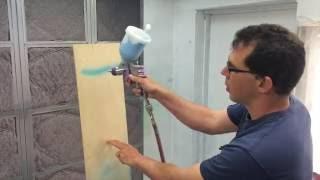 HVLP Spray Gun Basics- How To setup