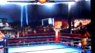 Fight night 2004 game