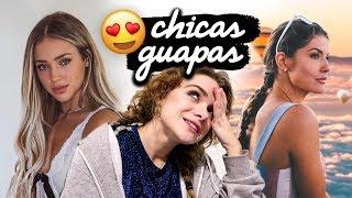 TOP 10 CHICAS GUAPAS | Marina Yers