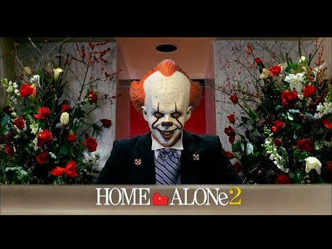 Home Alone 2 With Pennywise
