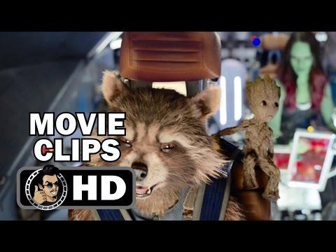 GUARDIANS OF THE GALAXY VOL. 2 All Movie Clips + Trailers (2017) Chris Pratt Kurt Russell Marvel HD