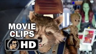 GUARDIANS OF THE GALAXY VOL. 2 All Movie Clips + Trailers (2017) Chris Pratt Kurt Russell Marvel HD