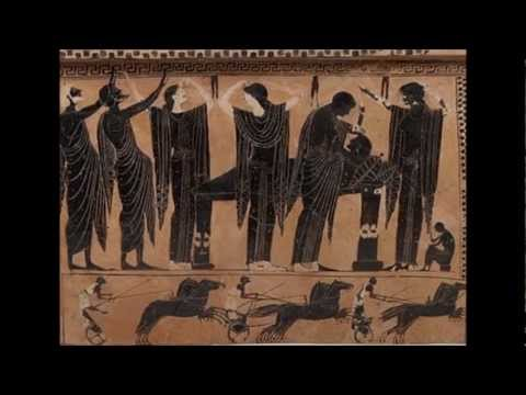 Ancient Greek Music in Just Intonation