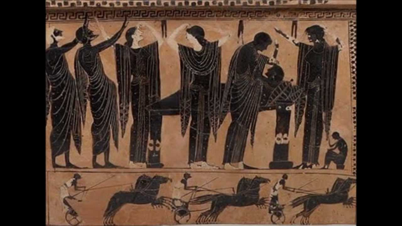 Ancient Greek Music in Just Intonation - YouTube