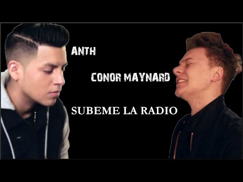 Lyrics: Conor Maynard & Anth - Subeme La Radio (Enrique Iglesias)