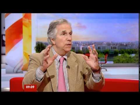 Henry Winkler Talks About Dyslexia - June 2012
