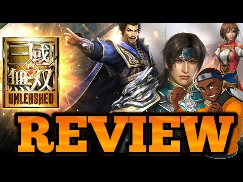 Dynasty Warriors UNLEASHED - Full Review