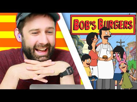 Irish People Watch Bob's Burgers