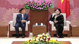Tin Tức 24h Mới Nhất Hôm Nay : Chủ tịch Quốc hội tiếp Đoàn đại biểu Đảng Cộng sản Trung Quốc