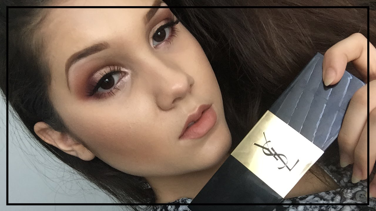 Couture variation ysl eyeshadow palette review swatches youtube ccuart Gallery