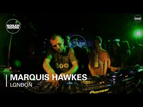 Marquis Hawkes Boiler Room London DJ Set