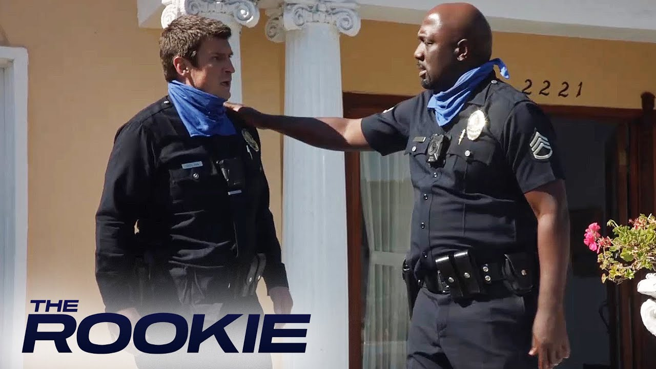Officer Lopez Training West   The Rookie